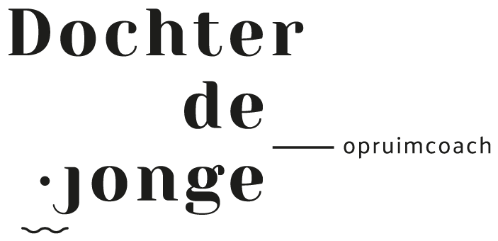 Dochter de Jonge | Marie Kondo consultant