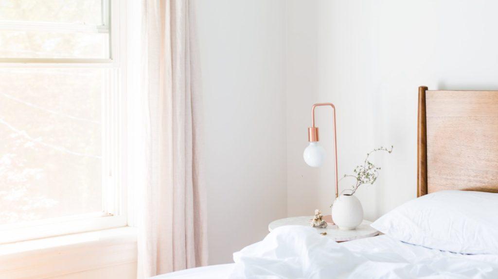 Opruimen, konmari methode, maak elke dag je bed op