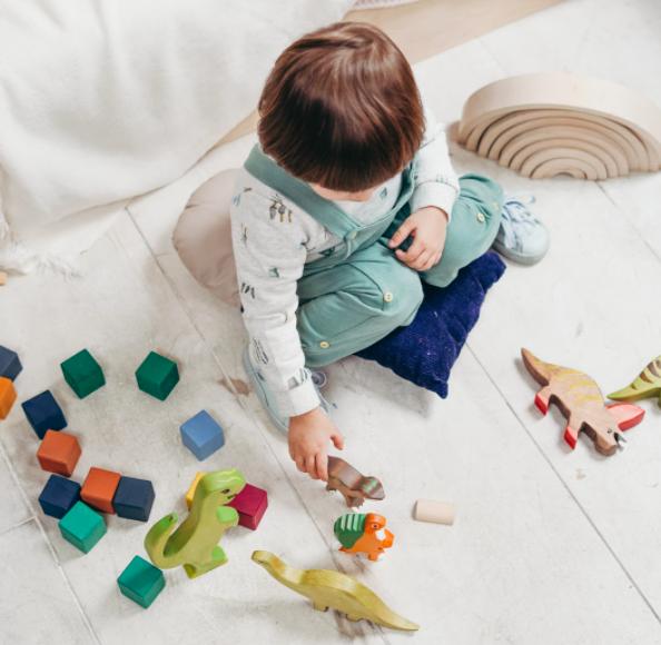 konmari methode speelgoed